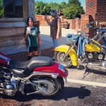 The Two Wheel Cafe in Smithfield, NC
