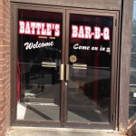 Battle's Southern Select Bar-B-Q in Ames