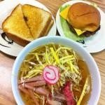 Shige's Saimin Restaurant in Wahiawa
