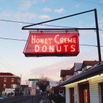 Honey Creme Donut Shop in New Albany