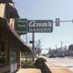 Ann's Bakery in Tulsa