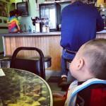 Boomarang Diner in Shawnee