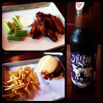 Black Dog Smoke and Ale House in Urbana