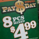 Popeye's Chicken in Austell