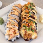 Park Harvey Sushi Restaurant @ Sports Lounge in Oklahoma City