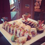 Park Harvey Sushi Restaurant @ Sports Lounge in Oklahoma City, OK