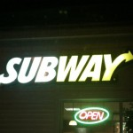 Subway Sandwiches in Hillsborough