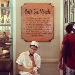 Cafe du Monde Coffee Stand Office in New Orleans