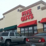 Five Guys Burgers And Fries in Coon Rapids
