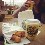 Daylight Donuts in Little Rock