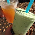 Green Leaf Bubble Tea in Vancouver