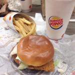 Burger King in New York
