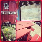 Red Box Car Drive In in Red Lodge