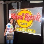 Hard Rock Cafe in New Orleans, LA