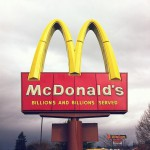 McDonald's in Napavine