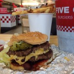 Five Guys Burgers And Fries in Leominster
