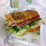 Subway Sandwiches in Stockton