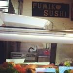Fumiko Sushi in Beaufort