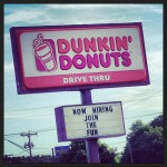 Dunkin' Donuts in Portsmouth