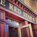The Red Star Bar and Grill in Baltimore, MD