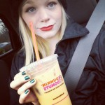 Dunkin Donuts in New York