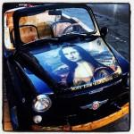 Mona Lisa in San Francisco, CA