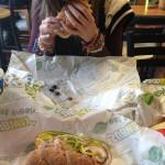 Subway Sandwiches in Warren