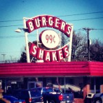 Burger Shake in Lexington