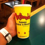 Bojangles in Dunn