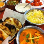 Saffron Indian Cuisine in Mansfield