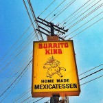 Burrito King Sunset