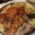 Messob Ethiopian Restaurant in Los Angeles