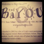 The Bayou in Salt Lake City, UT