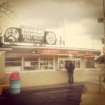 Hamburger Heaven in Elmhurst