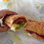 Subway Sandwiches in Newcastle