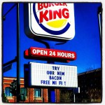 Burger King in Denver