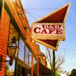 B & B Cafe in Castle Rock
