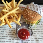 The Habit Burger Grill in Farmington, UT