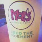 Moe's Southwest Grill in Carbondale