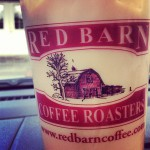 Red Barn Coffee Roasters in Southborough