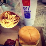 McDonald's in New York