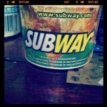 Subway Sandwiches in New Bern