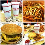 Five Guys Burgers and Fries in Rolling Meadows