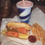Jacky's Hot Dogs in Chicago