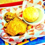 Popeye's Chicken and Biscuits in North Hollywood