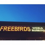 Freebirds World Burrito in Kansas City