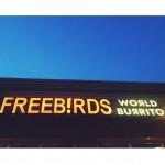 Freebirds World Burrito in Kansas City