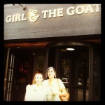 Girl and the Goat in Chicago, IL