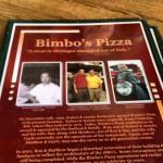 Bimbo's Pizza in Kalamazoo
