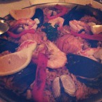 la Paella in West Hollywood